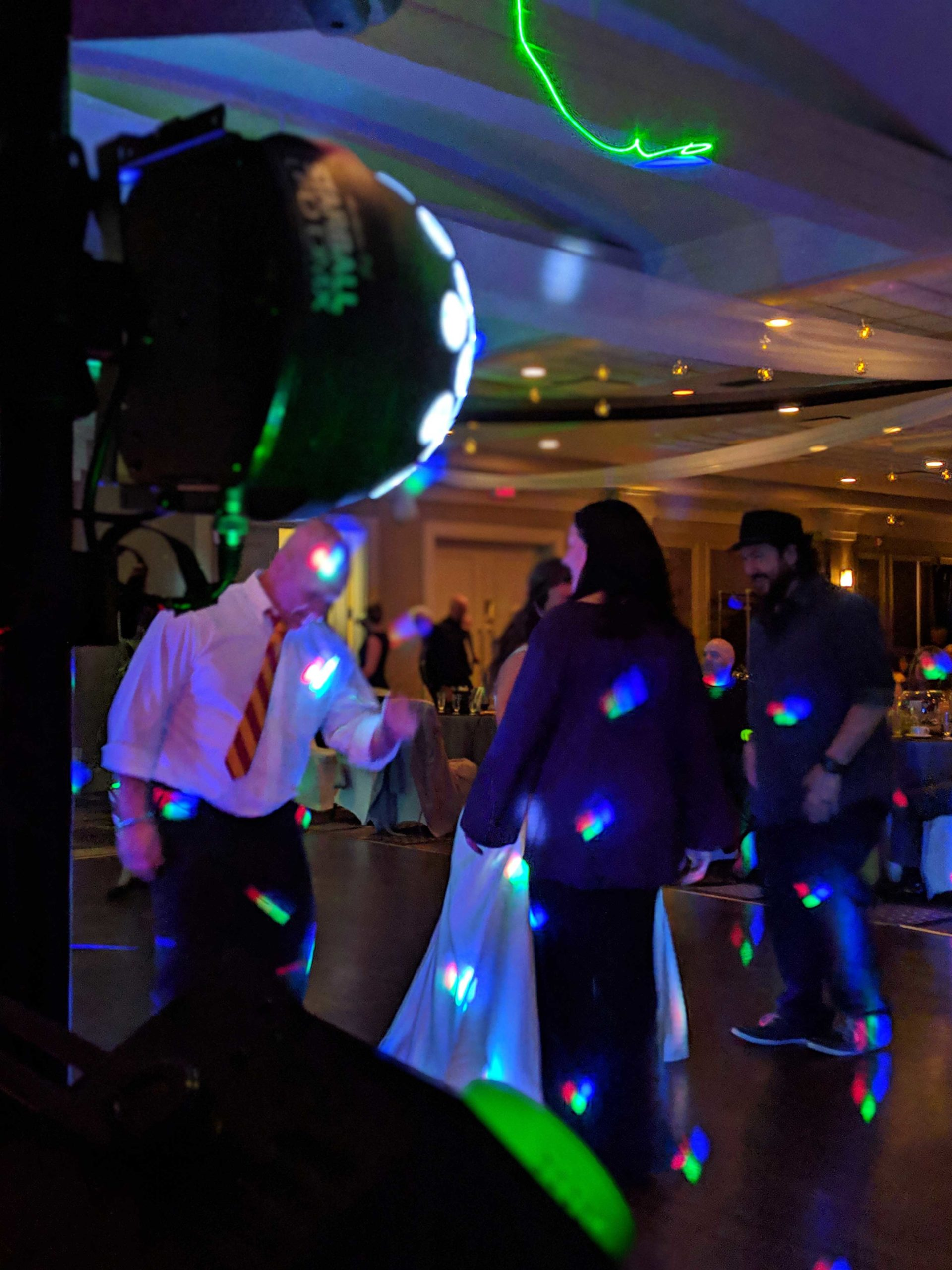 Lighting Dance Floor