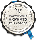 wedding experts award 2014