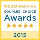 weddingwire couple choice award 2015